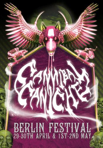 canibal caniche /